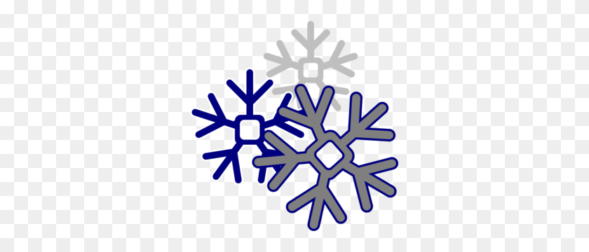 Snow Border Clipart - Transparent Background Snowflake Clipart - Png  Download (#58834) - PikPng