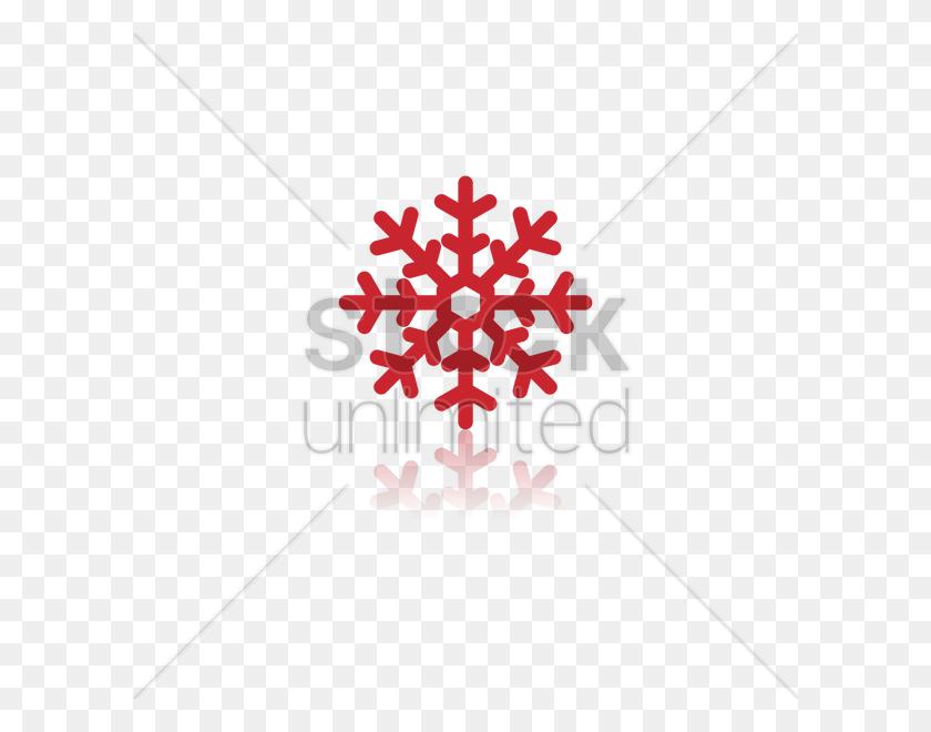 Snowflake Vector Image - Snowflake Vector PNG