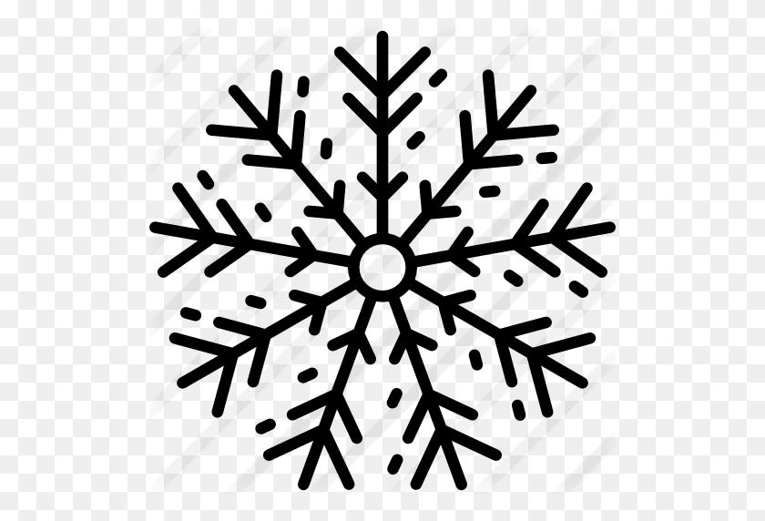 Snowflakes - White Snowflakes PNG