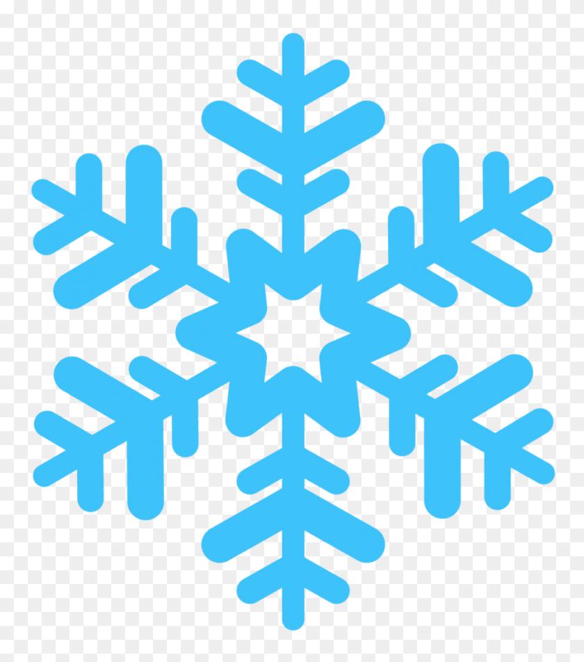 Snowflakes Png - Snowflake Border PNG