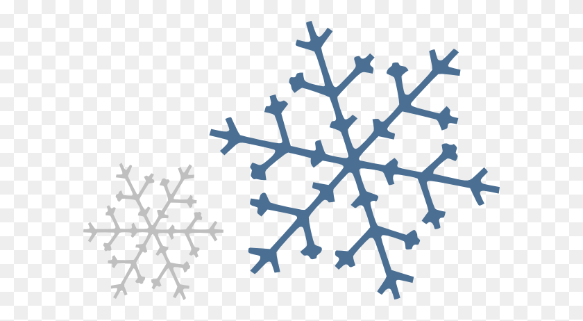 Snowflakes Png, Clip Art For Web - White Snowflakes PNG