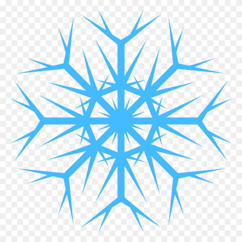 Snowflakes Png Images Free Download, Snowflake Png - Snowflake Border PNG