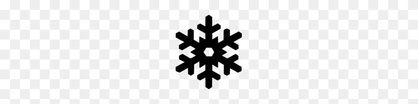 Snowflakes Snowflake Clipart Clip Art - Snowflake Clipart Black And White