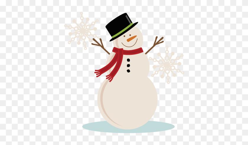 Snowman Clip Art Snowman Clipart Cute - No Fighting Clipart