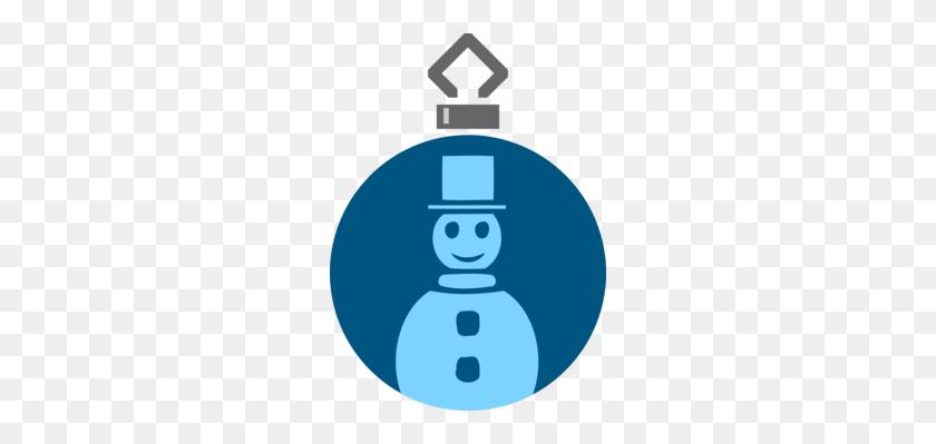 Snowman Images Under Cc0 License - Simple Snowflake Clipart