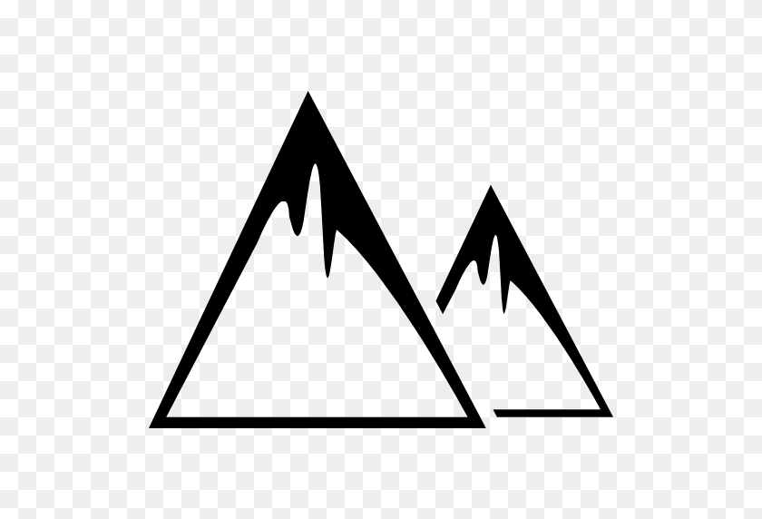 Snowy Mountains - Snowy Mountain Clipart