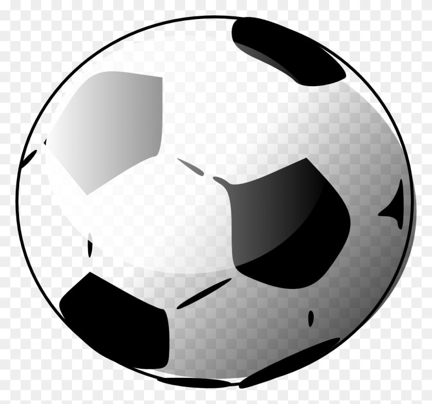 1000x933 Soccer Ball Clip Art - Happy Birthday Granddaughter Clipart