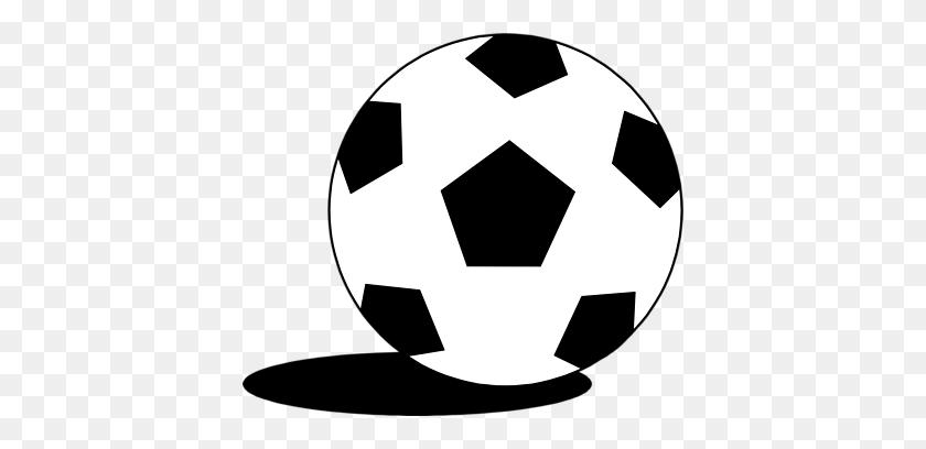Soccer Ball Soccer Clipart Image Football Player Kicking - Soccer Clipart