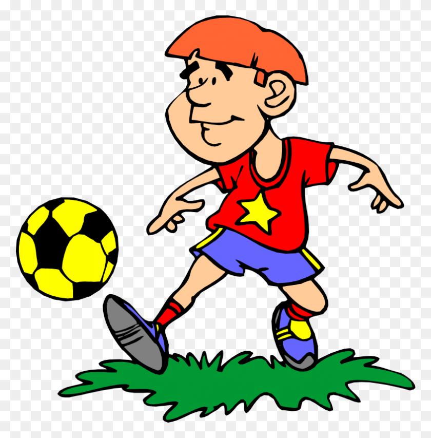 Soccer Clipart Youth Soccer - Soccer Goal Clip Art
