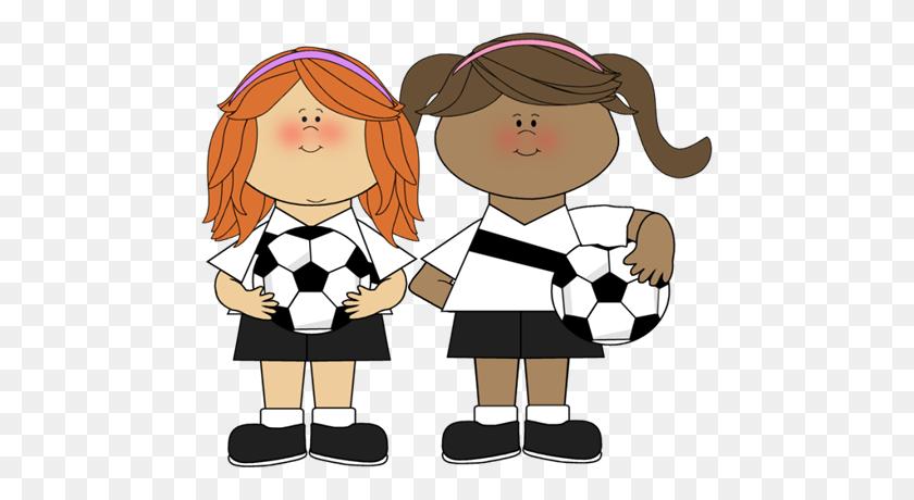Soccer Girls Clipart - Powerpuff Girls Clipart
