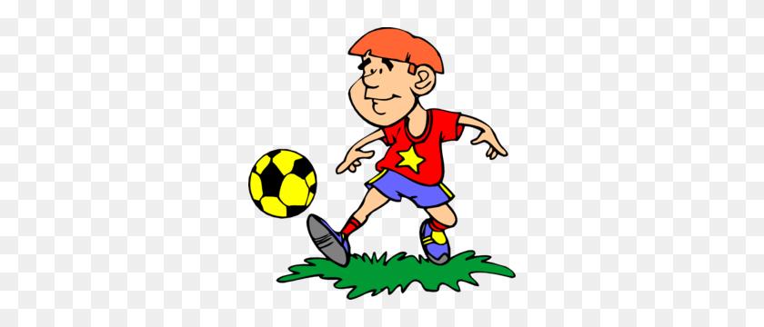 Soccer Player Clip Art - Team Player Clipart
