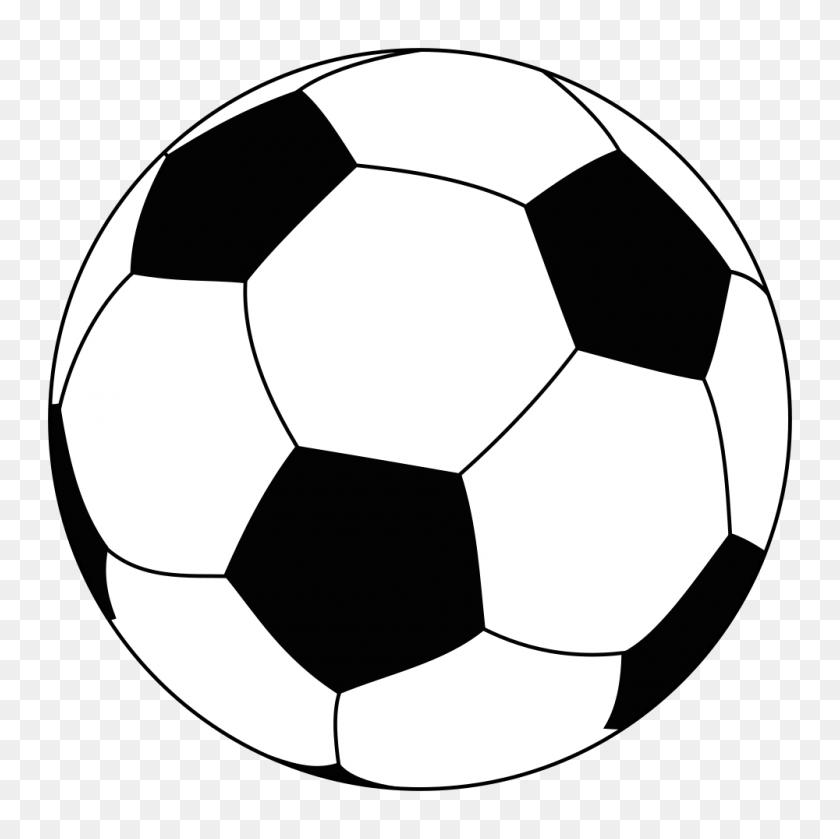 Soccerball - Sports Balls Clipart