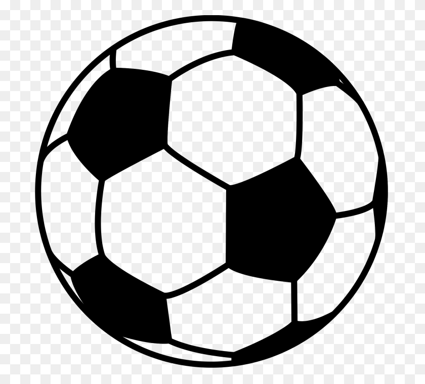 Soccerball Mark - Soccer Ball PNG