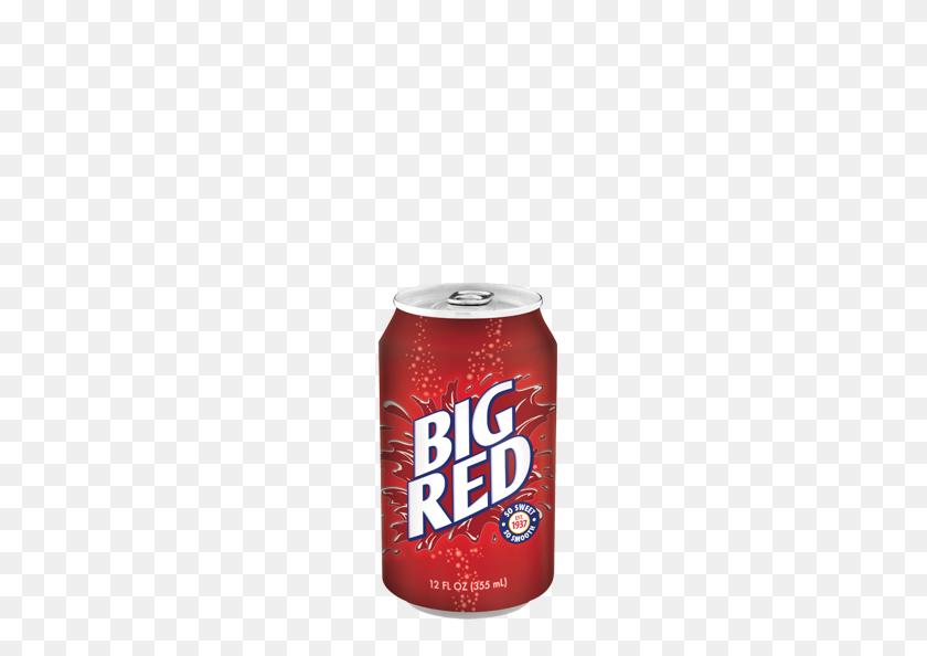 Soda Big Red Soda Bill's Distributing - Dr Pepper PNG