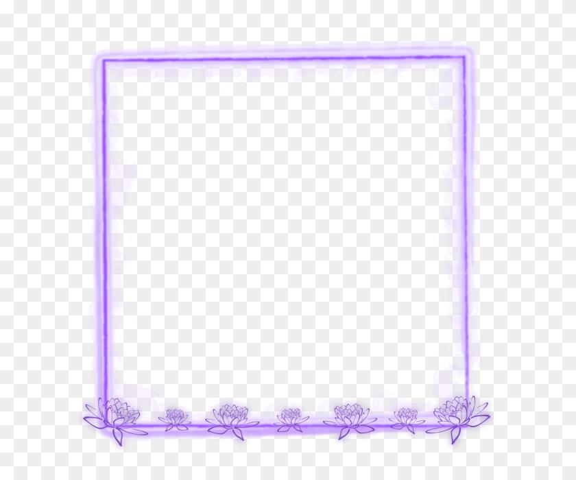 Transparent Purple Frame Purple Frame Polyvore Edits Frames Purple