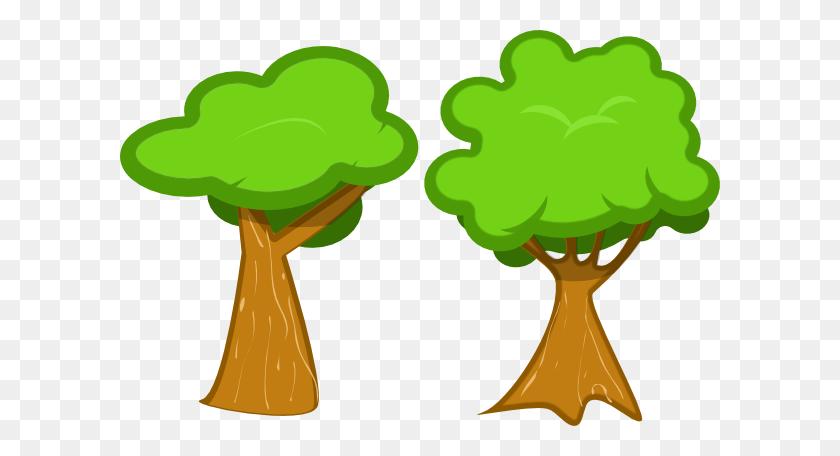 Tree Cartoon Cute Clip Art Cute Tree Clipart Stunning Free