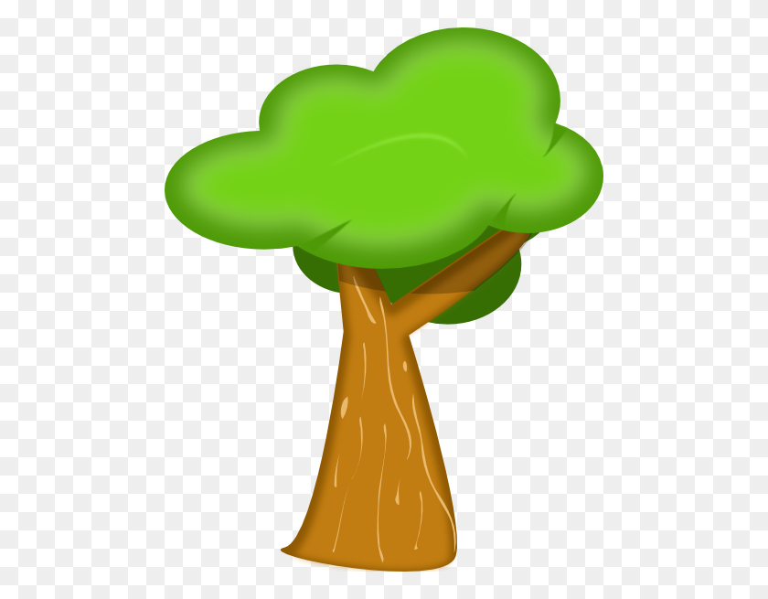 Soft Trees Clip Art Free Vector - Ray Gun Clipart