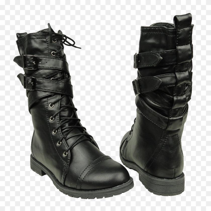 Soldier Boots Clipart Transparent - Combat Boots Clipart