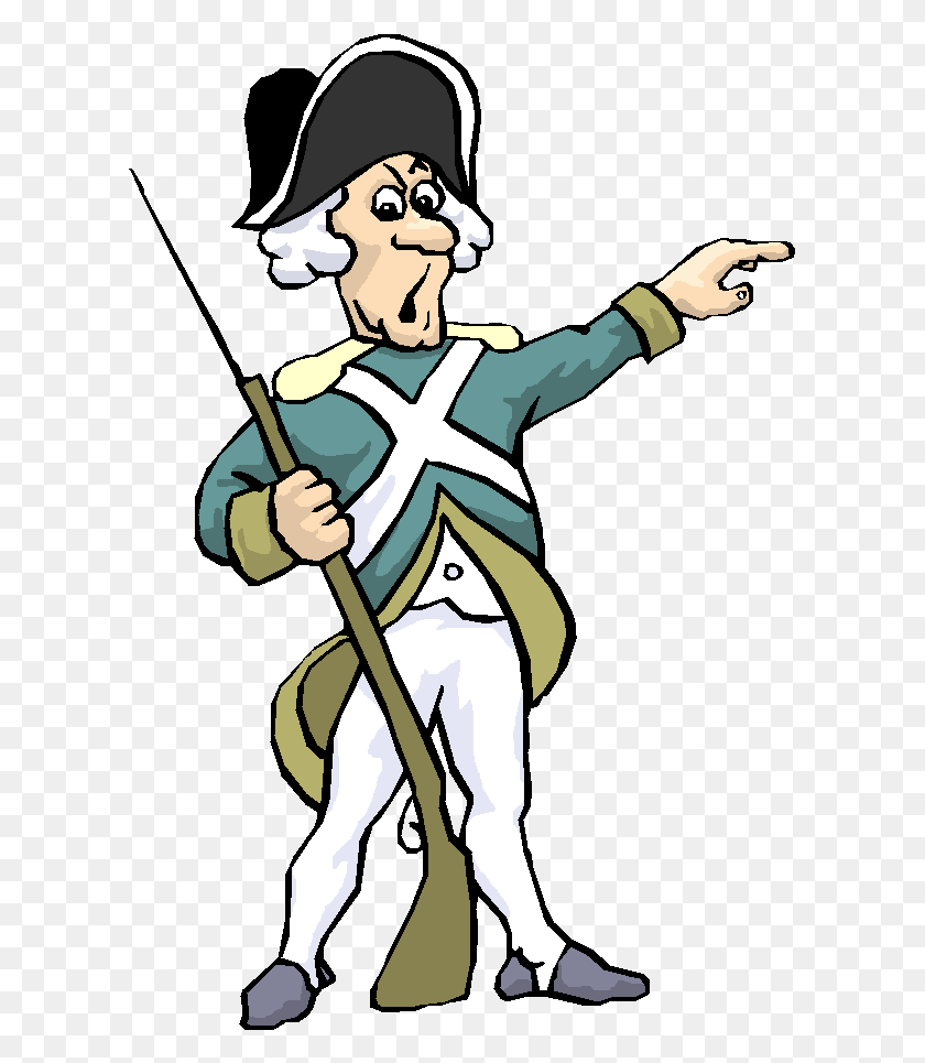 Soldier Clipart English Soldier - New Jersey Clipart