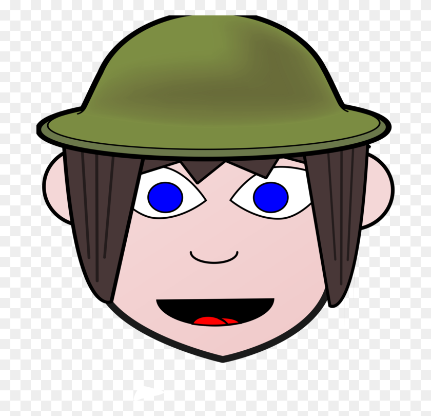 Soldier Drawing Military Army Cartoon - Army Soldier Clipart