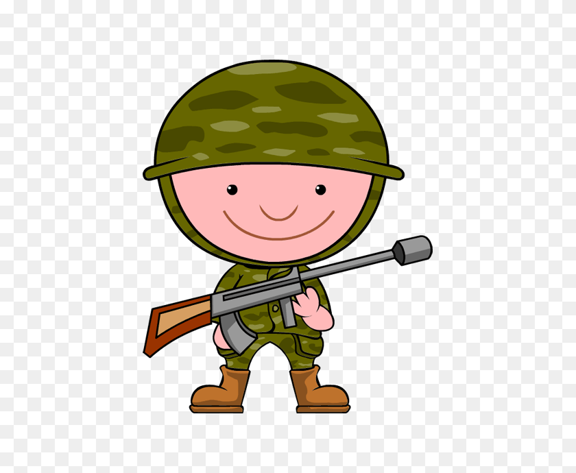 Soldiers Clip Art Free - Naruto Clipart