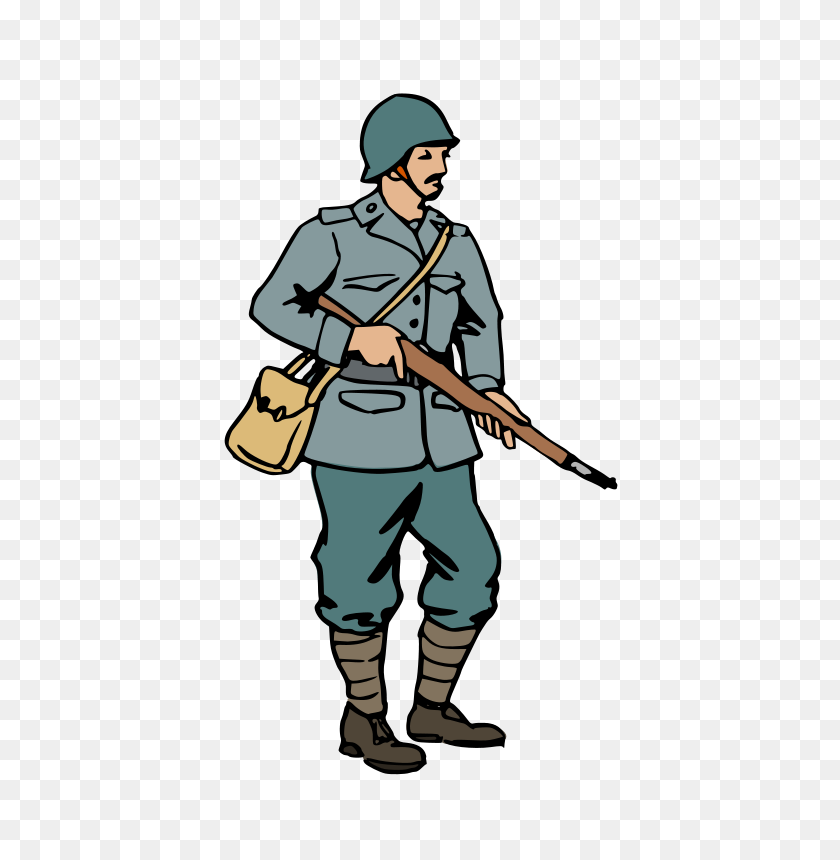 Soldiers Clipart American Soldier - Military Helmet Clipart