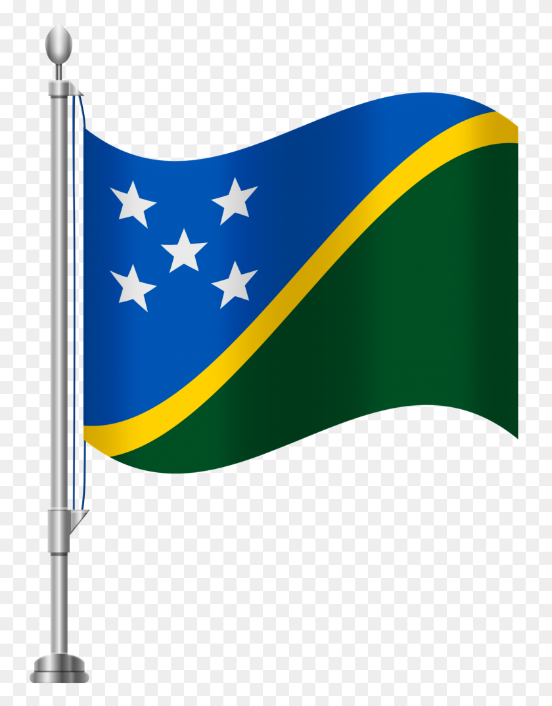 1536x2000 Solomon Islands Flag Png Clip Art - Madagascar Clipart