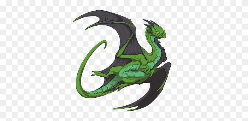 Solstice Slytherin! Dragon Share Flight Rising - Slytherin PNG