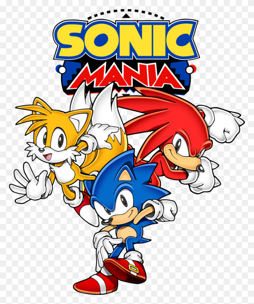 Sonic mania - find and download best transparent png clipart