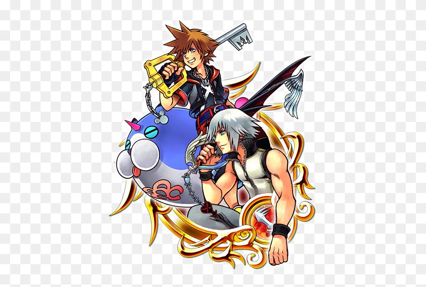 Sora Riku Meow Wow - Kingdom Hearts Sora PNG