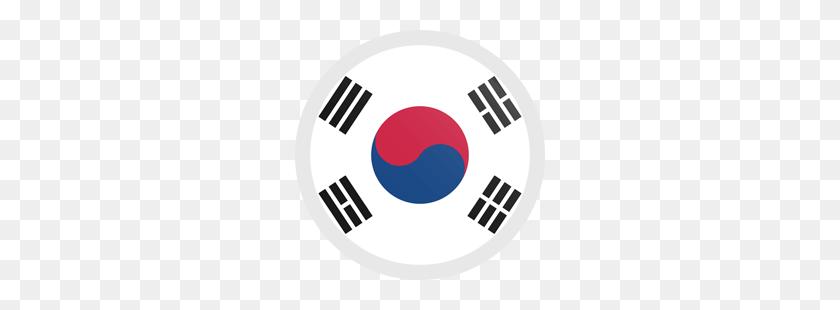South Korea Flag Clipart - World Flags Clipart