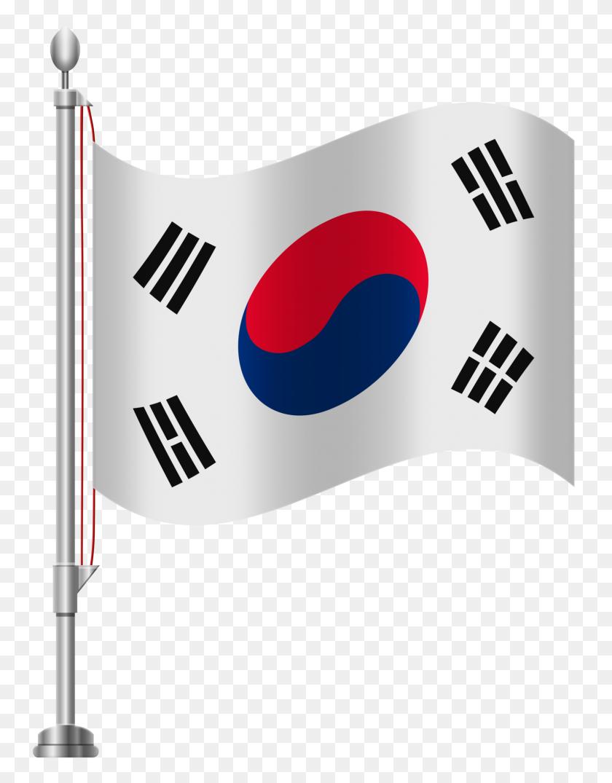 1536x2000 South Korea Flag Png Clip Art - Poster Clipart
