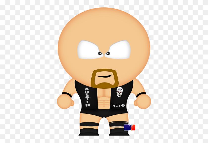 South Park Stone Cold Wwe Stone Cold Steve, Wwe - Stone Cold Steve Austin PNG