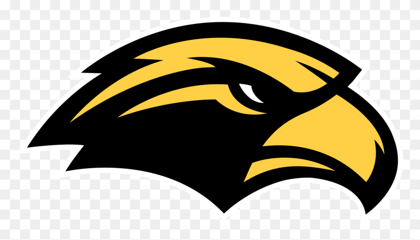 Southern Miss Golden Eagles - Yellow Jacket Mascot Clipart