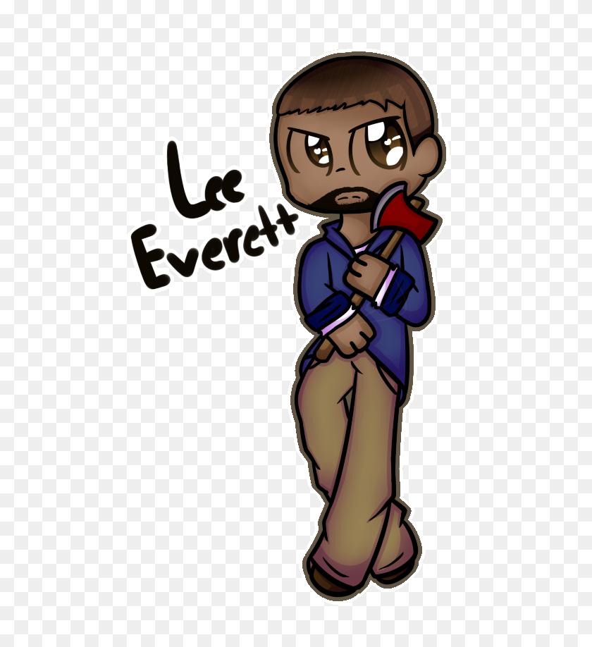 Sp The Walking Dead Lee Everett - The Walking Dead Clipart