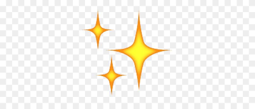Sparkles Emojis !!! In Emoji, Sparkle Emoji, Sparkle - Star Emoji PNG