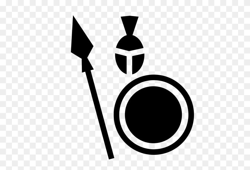 Spartan Clipart - Cartoon Spartan Shield - Free Transparent PNG Download -  PNGkey