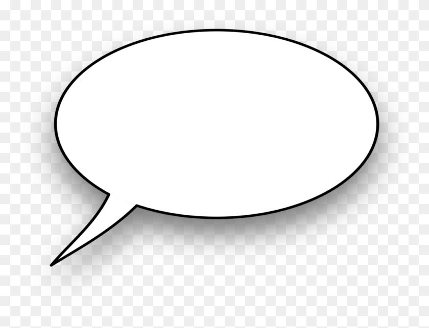 Speach Balloon - Speech Bubble PNG Transparent