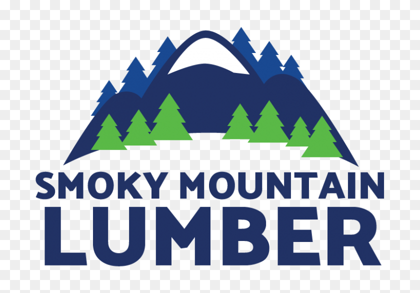 Specialty Lumber Building Material Supplier Smoky Mountain Lumber - Smoky Mountains Clipart