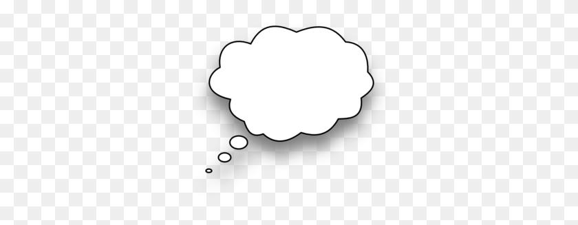Speech Bubble Thought Bubble Speech Clip Art - PNG Thought Bubble
