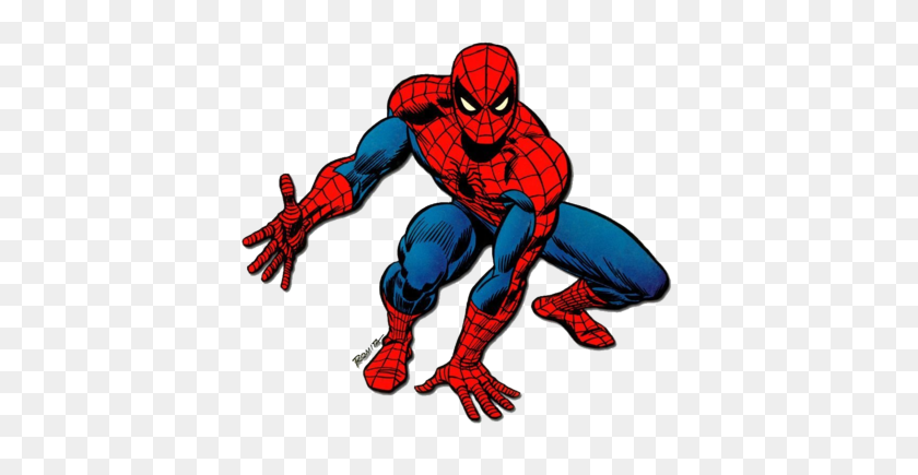 500x375 Spider Man Png Clipart Web Icons Png - Spider Man PNG
