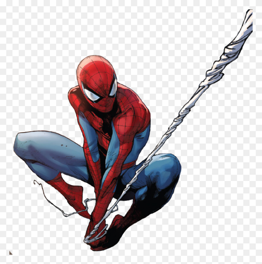 823x830 Spider Man Png Images Free Download - Spider Web PNG
