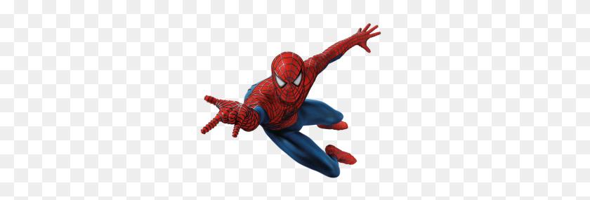 Spider Man Swings His Way Into 'civil War' - Spiderman Comic PNG