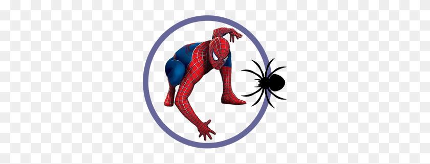 Spiderman Clipart Baba's Birthday Spiderman - Spiderman Web Clipart