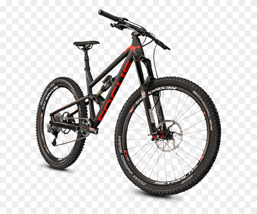 Spine Focus Bikes - Mountain Bike PNG