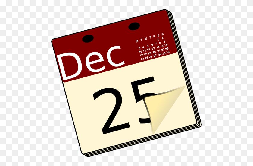 Spiral Calendar Icon Vector Clip Art - 2018 Calendar Clipart