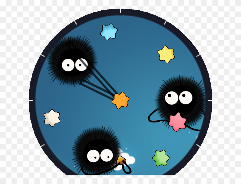 Spirited Away Soot Sprite Face For Moto Spirited Away Png Stunning Free Transparent Png Clipart Images Free Download