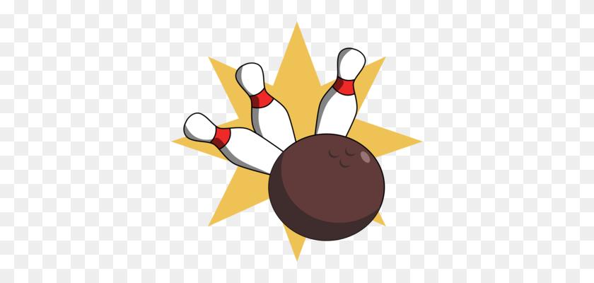 Split Bowling Pin Ten Pin Bowling Bowling Balls - Ten Clipart