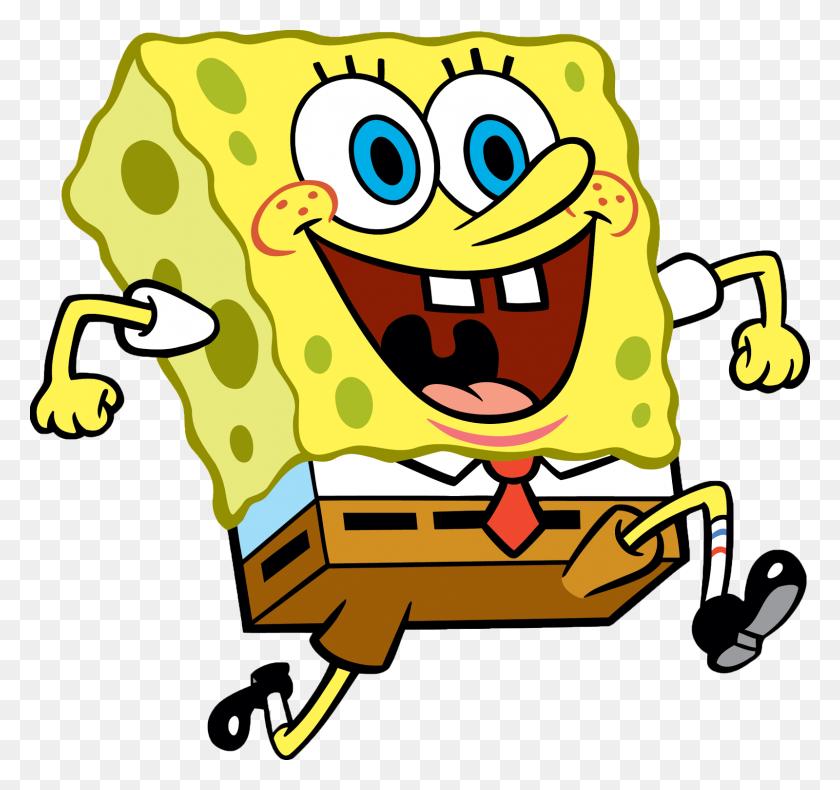 Spongebob Cartoon Png - Cartoon Characters PNG