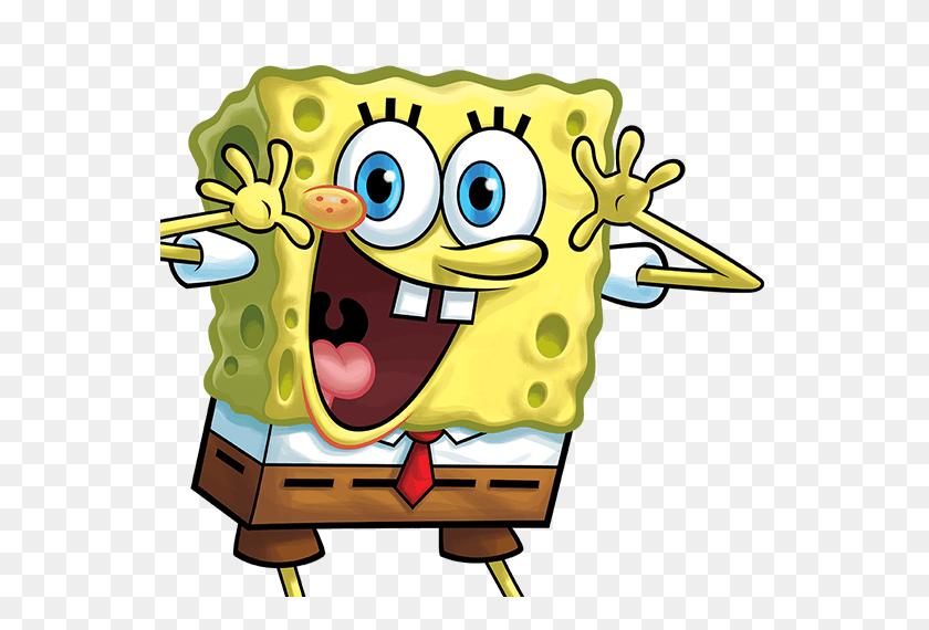 Spongebob Squarepants From Spongebob Squarepants - Spongebob Squarepants Clipart